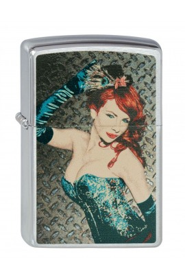 Zippo German Pin Up
