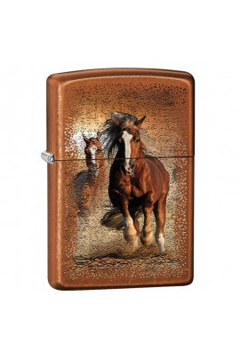Zippo Wild horse