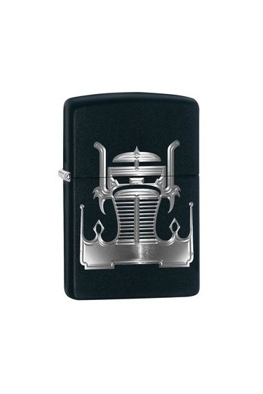 Zippo Crown Truck Grill