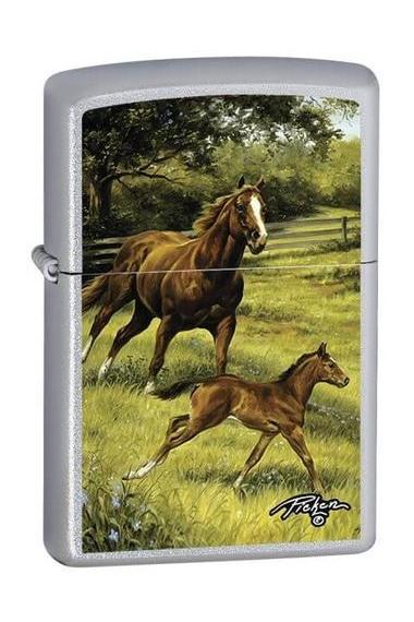 Zippo Horse Picken