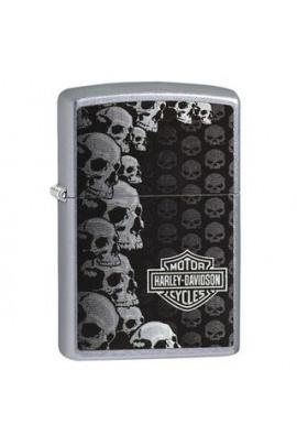 Zippo Harley Davidson Skulls