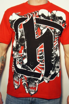 Hostility Shirt Abyss rot