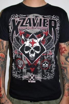 Xzavier Shirt Hell is here
