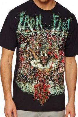 Iron Fist Shirt Shocker