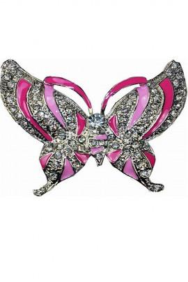 Gürtelschnalle Schmetterling
