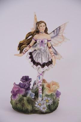Figur Elfe Lavender Serenade Flower