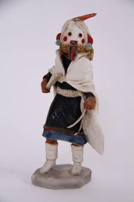 Figur Indianer Schlangen Tänzer