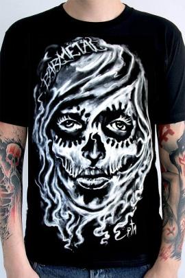 Barmetal Shirt Smoke Art