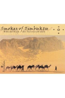 Räucherkasten Smokes of  Timbuktu Feuer und Glas