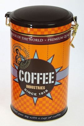 COFFEE RETRO KAFFEEDOSE COFFEE INDUSTRIES / 500g
