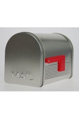 MAILBOX RETRO-BLECHDOSE