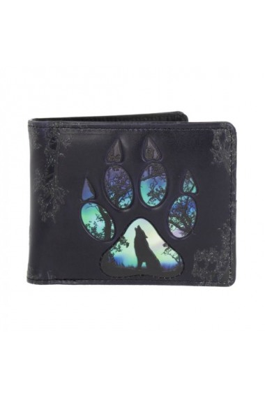nemesis now Geldbeutel Footprints Wallet