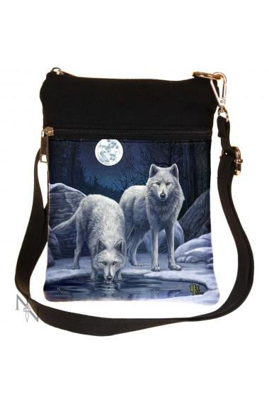 Nemesis Now Tasche Warriors of winter Shoulder Bag