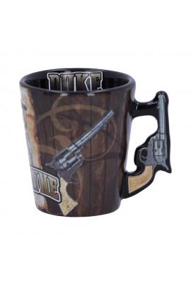 Nemesis Now Espresso Cup John Wayne The Duke