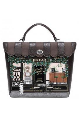 Vendula Gin Bar Backpack Handbag