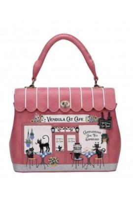 Vendula Cat Cafe Grace Bag