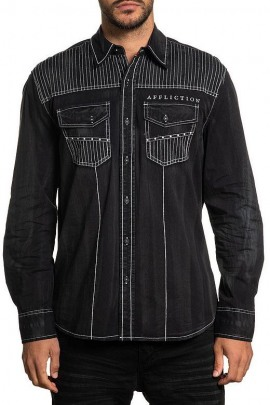 Affliction Hemd Cobra