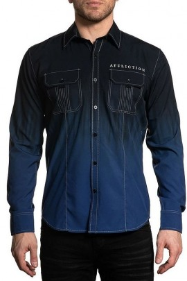 Affliction Hemd Verge