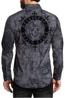 Affliction Hemd Salvation
