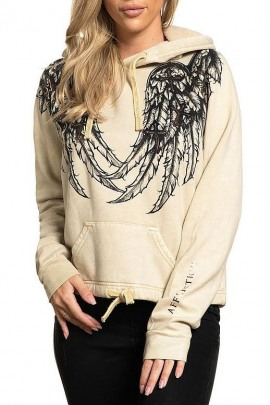 Affliction Pullover Whispering Thoughts