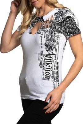 Affliction Shirt Newport Outlaw