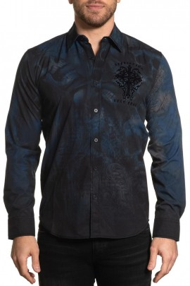 Affliction Hemd Monarch