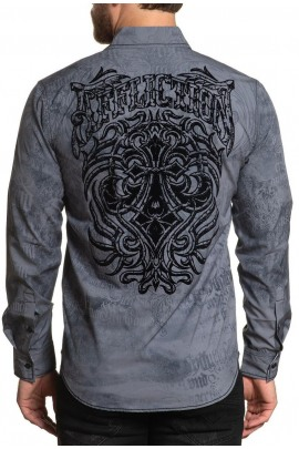 Affliction Hemd Daunting