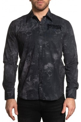 Affliction Hemd Tempest