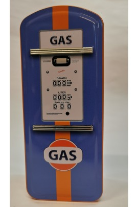 Gas Dose klein