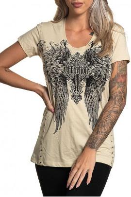 Affliction Shirt Capri